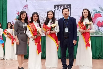 Miss Mai Thuc Loan 2018